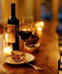 Wine pairing dinner