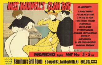 Miss Maxwell's Clam Bar