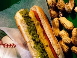 Hot dog; ThinkStock.com