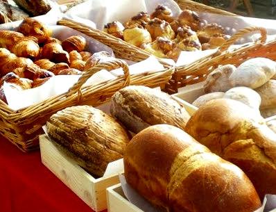 Charlotte Baker's baked goods