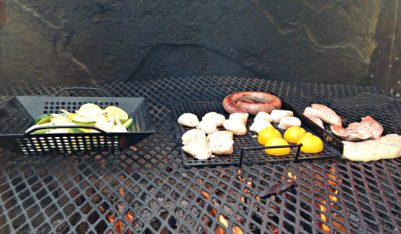 Grill at Ottsville Farmers Market