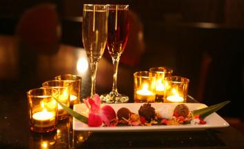 Champagne & Chocolate