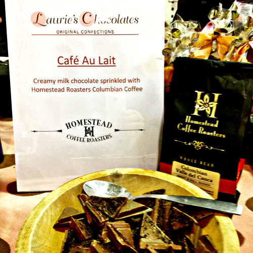 Laurie's Chocolates_Cafe au Lait