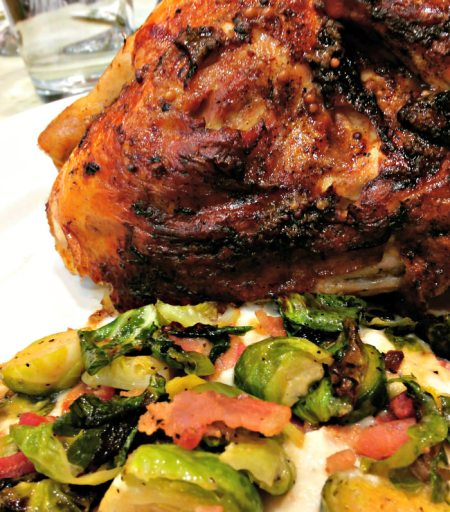 Fire Grilled Chicken with veg