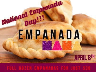 National Empanada Day_Empanada Mama