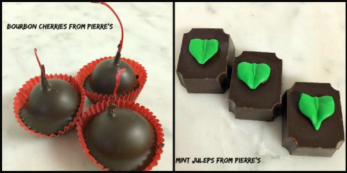Pierre's Derby Day chocolates