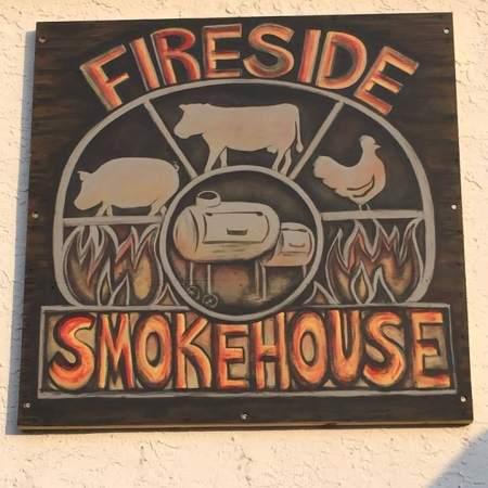 Fireside Smokehouse logo