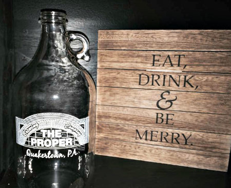 The Proper Brewing Co_growler_eat drink be merry_photo courtesy of the Proper Brewing Co