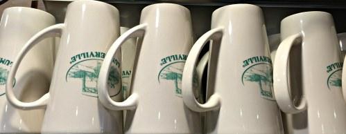 Lumberville General Store mugs