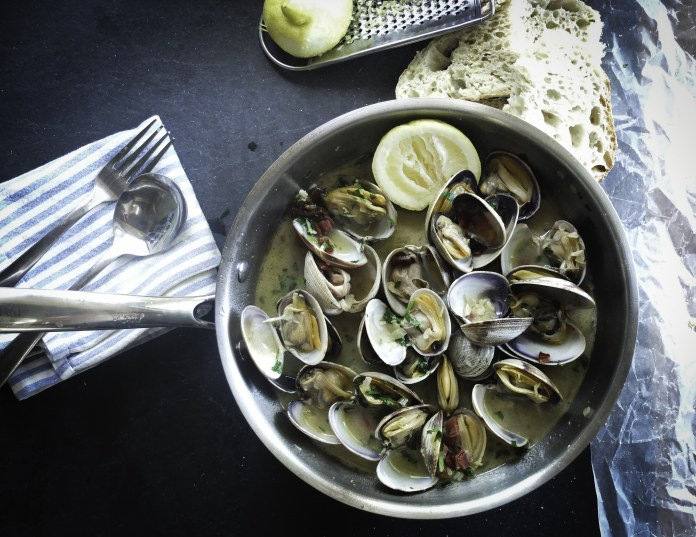 Mussels, Unsplash