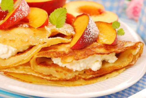 Crepes, Bonjour Creperie