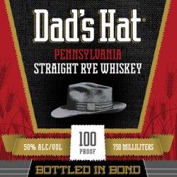 Dad's Hat Bottled-in-Bond Whiskey