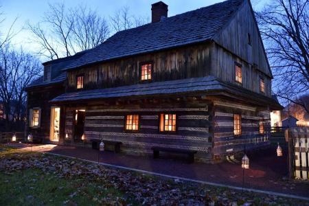 Morgan Log House