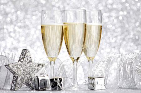 Wegmans stock image, Champagne