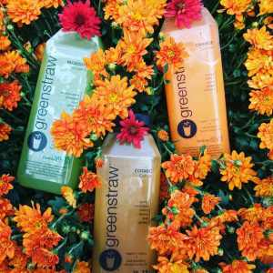 Greenstraw juices