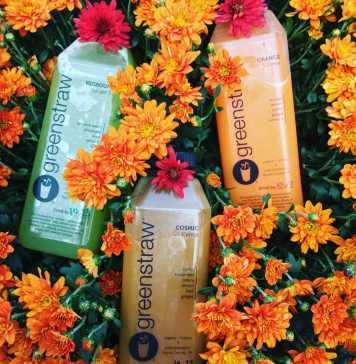 Greenstraw juices