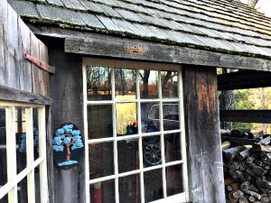 Sugar shack_Winfield Farm_Tinicum_Bucks County maple syrup