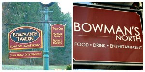 Bowman's to Bowman's_Bucks County Taste Dinner Club_Bucks County food events