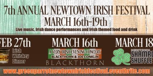 7th annual newtown irish festival