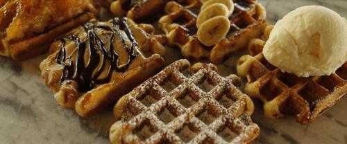 Nina's Waffles; Bucks County Food Events