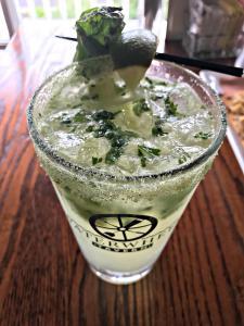 Basil Mojito; photo courtesy Water Wheel Tavern