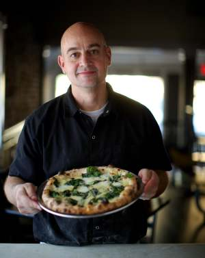Chris Bryan, Liberty Hall Pizza