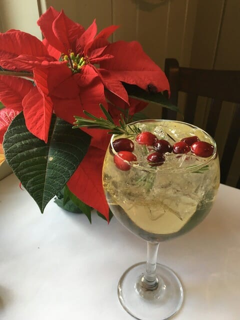 Frenchtown Inn Holiday Sangria
