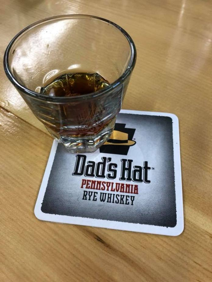 Whiskey - Dad's Hat