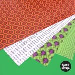 The Shining Wrapping Paper by BuckShop.co.uk