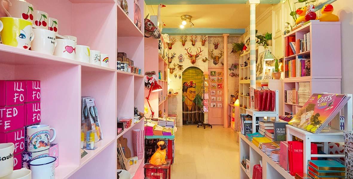 Maiden Shop, London