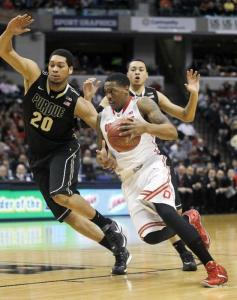 No. 24 Ohio State holds off Purdue 63-61 (The Associated Press)