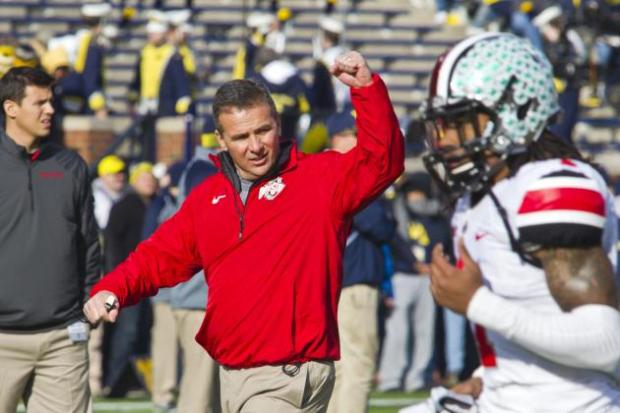 B/R's Ohio State Lead Writer Reveals Urban Meyer's Soft Spot for the Media