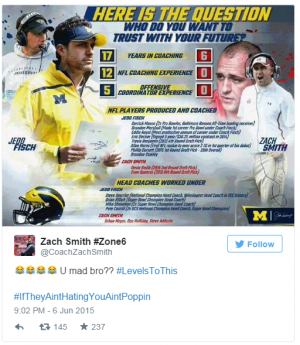 Ohio State-Michigan social media dustups continue