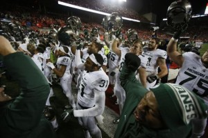 MSU 17, Ohio State 14: Spartans, no Cook, stun Buckeyes
