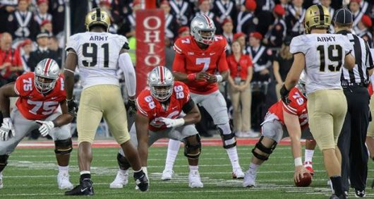 Football: Ohio State quarterback Dwayne Haskins makes case for playing time