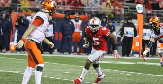 Five Buckeyes That Could Benefit From Ohio State's Bowl Practice