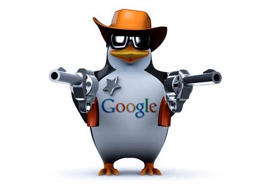 Google Pinguino.yelPosicionamientoWeb
