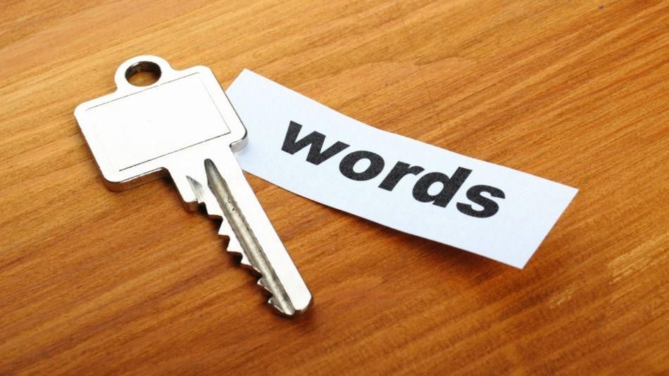 Keywords o palabras claves