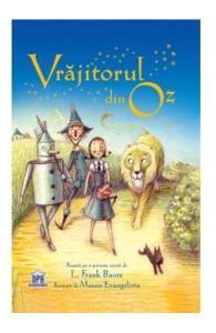 activități de copii în mașină- Vrăjitorul din Oz