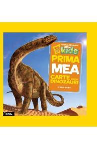 carti cu dinozauri-Prima mea carte despre dinozauri