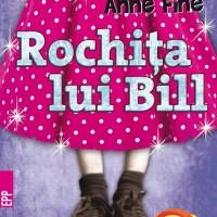 Rochița lui Bill, de Anne Fine