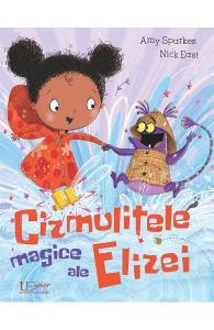 cărți copii 0-6 ani-Cizmulițele magice ale Elizei
