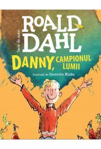 cărți băieți-Danny, campionul lumii