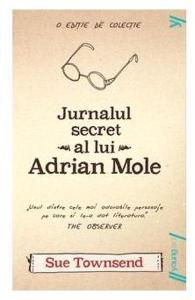 cărți băieți-Jurnalul secret al lui Adrian Mole