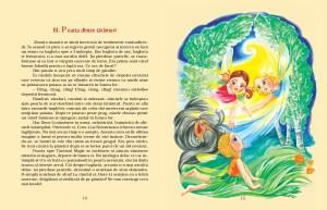 Zanuta Dora Li si vrăjitoarea Ciumfi 1