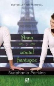 carti adolescenti romantice-Anna și sărutul franțuzesc