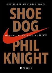 cărți pentru adolescenți-shoe dog
