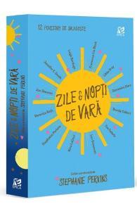 carti adolescenti romantice- Zile si nopți de vară