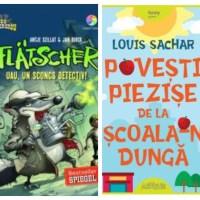 10 cărți copii 9-10 ani de citit în vacanță