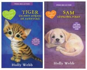 carti copii cu caini si pisici